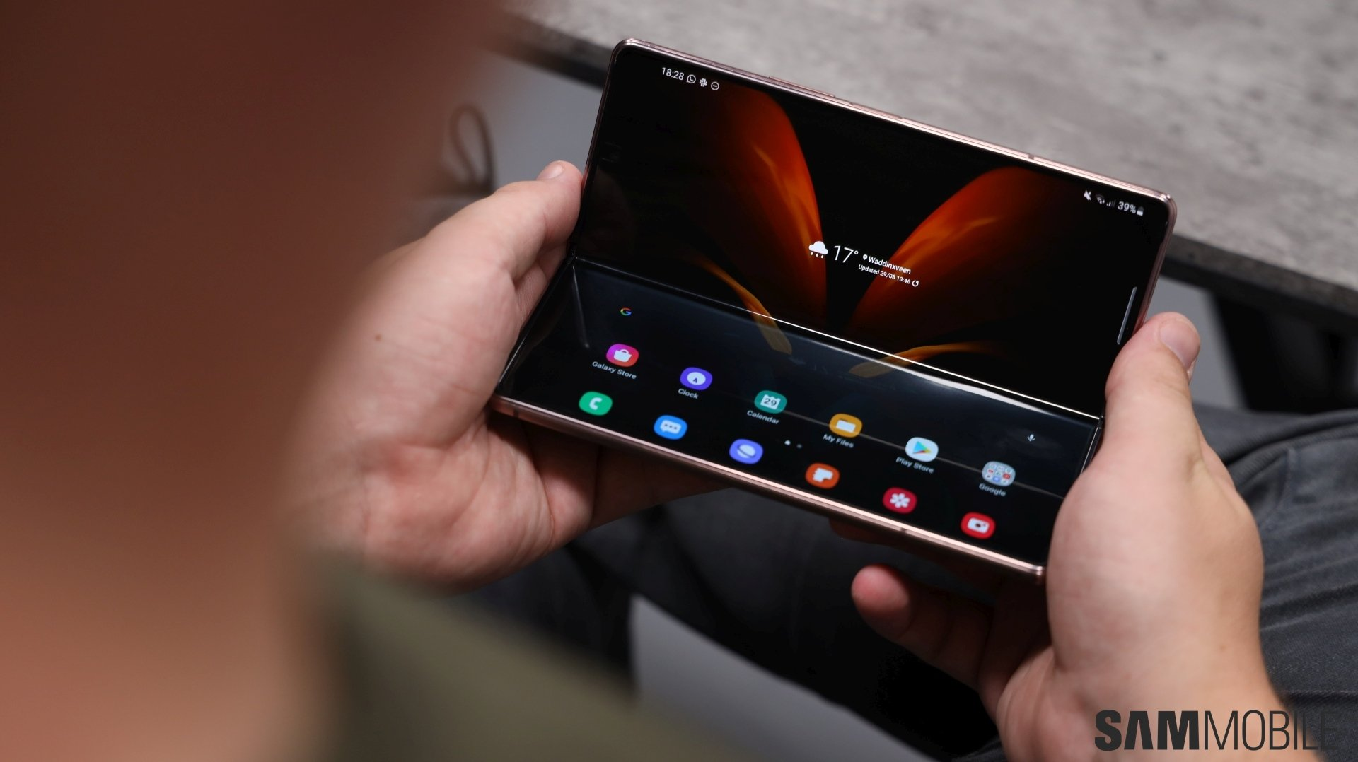 Samsung Galaxy Z Fold 2 hands-on: This is the future! - SamMobile