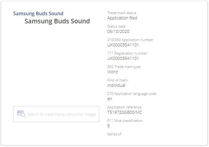 Evidence hints at Galaxy Buds Sound being Samsung's next earbuds
