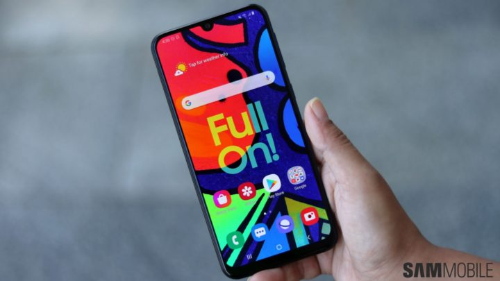 Galaxy F41 gets a new update with September 2021 security patch