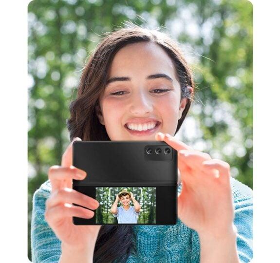 Samsung One UI 3.0 Camera Dual Preview
