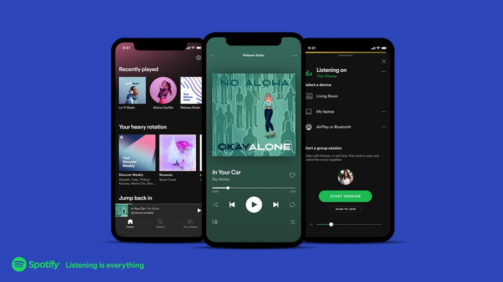 Samsung Best Of Galaxy Store Awards 2020 - Best Bixby Capsule Spotify