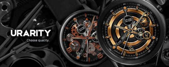 Samsung Best Of Galaxy Store Awards 2020 - Best Watchface Collection URARITY Design Studio