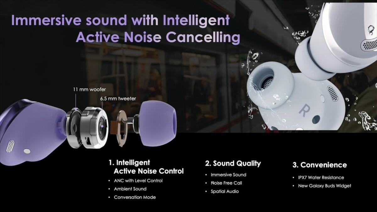 Samsung Galaxy Buds Pro Audio Quality
