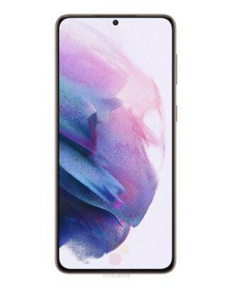 Samsung Galaxy S21+ Purple Display