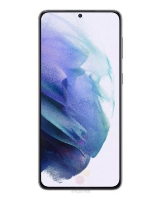Samsung Galaxy S21+ Silver Display