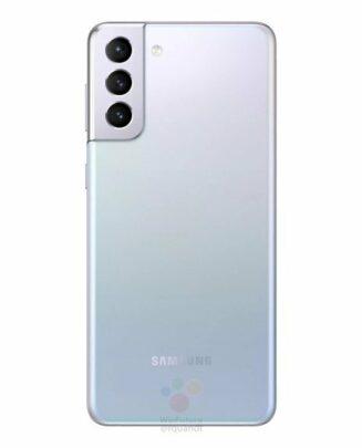 Samsung Galaxy S21+ Silver Rear