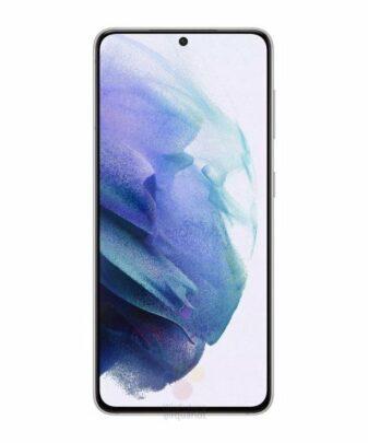 Samsung Galaxy S21 White Display