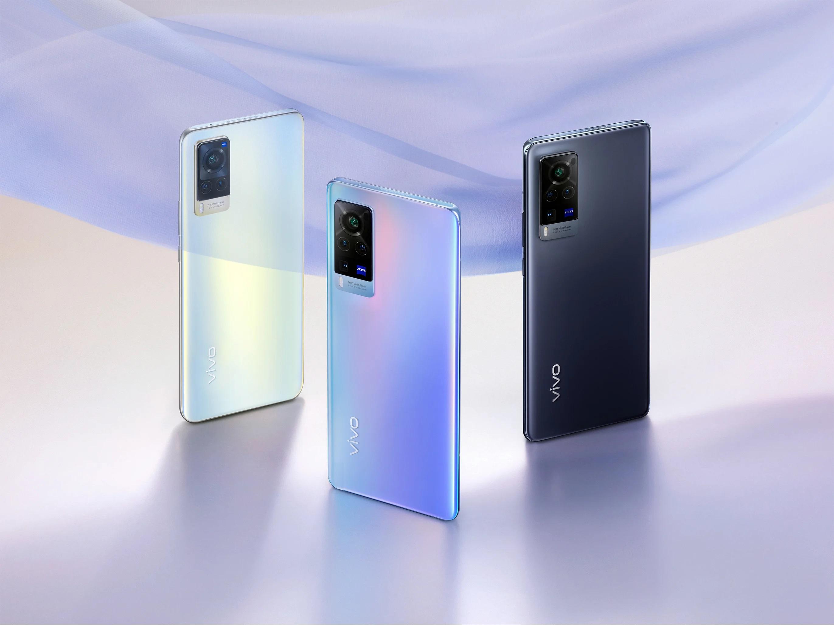 Vivo X60 Pro Colors
