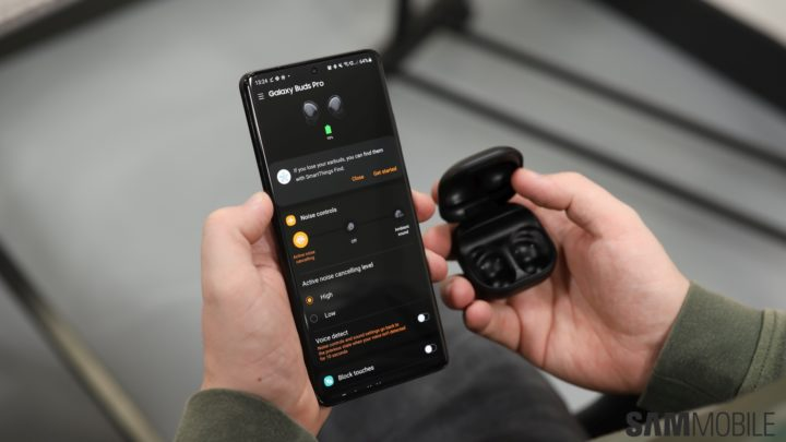 Galaxy Buds Pro update with ANC improvements is rolling out worldwide - SamMobile