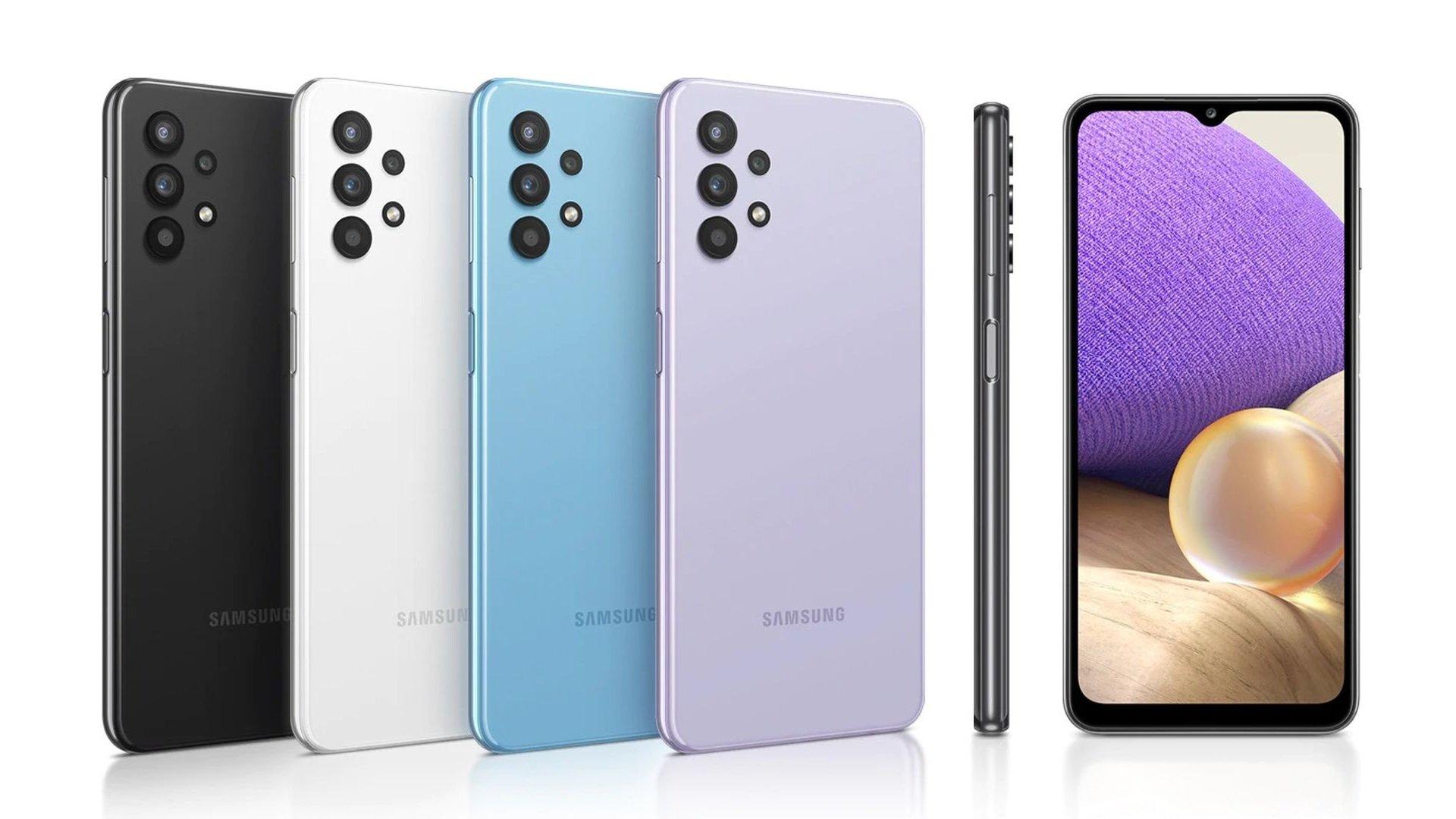 Samsung Galaxy A32 5G - SamMobile