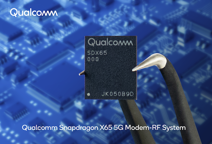 Qualcomm Snapdragon X65 5G Modem-RF System