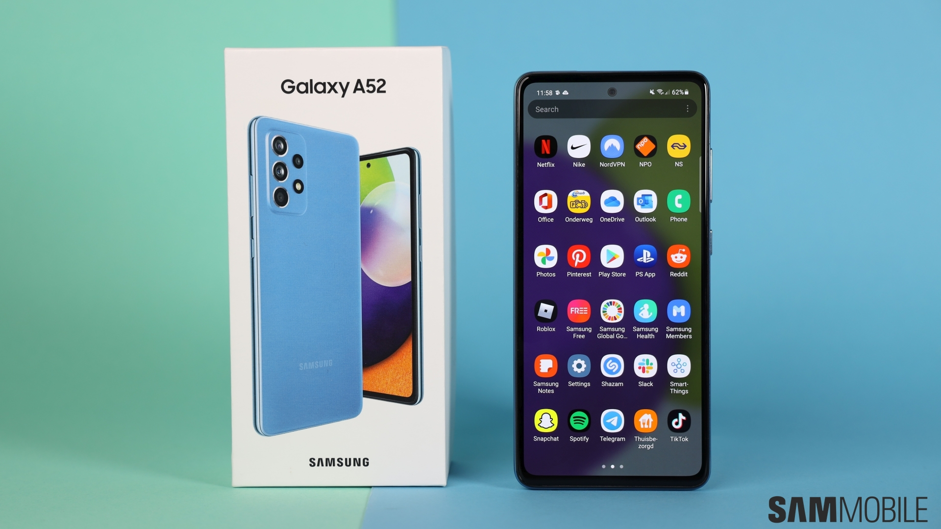Galaxy A52 review
