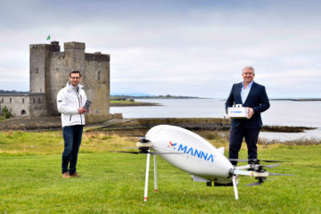 Samsung is now using drones to deliver Galaxy products to customers