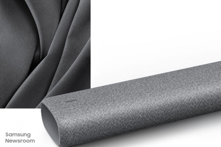 Samsung HW-Q950A Center Channel Speaker Fabric