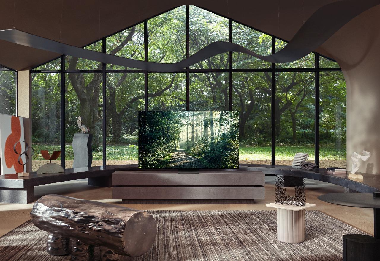 Samsung Neo QLED TV Bezel-Less Design