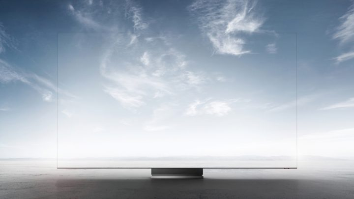 Samsung QLED 8K TV Bezel-Less Design