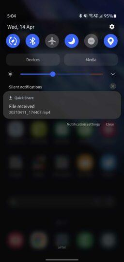 Samsung Quick Share - 04