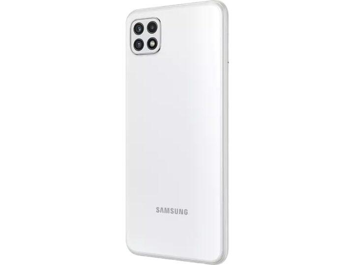 Samsung Galaxy A22 5G Back Right