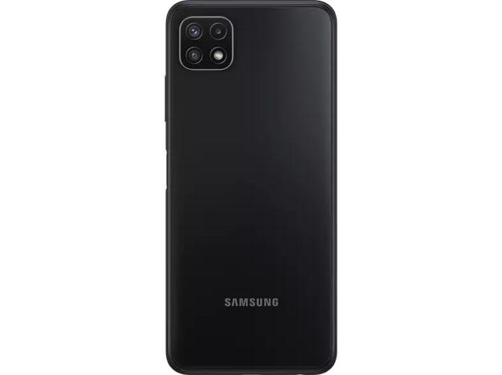 Samsung Galaxy A22 5G Black Back