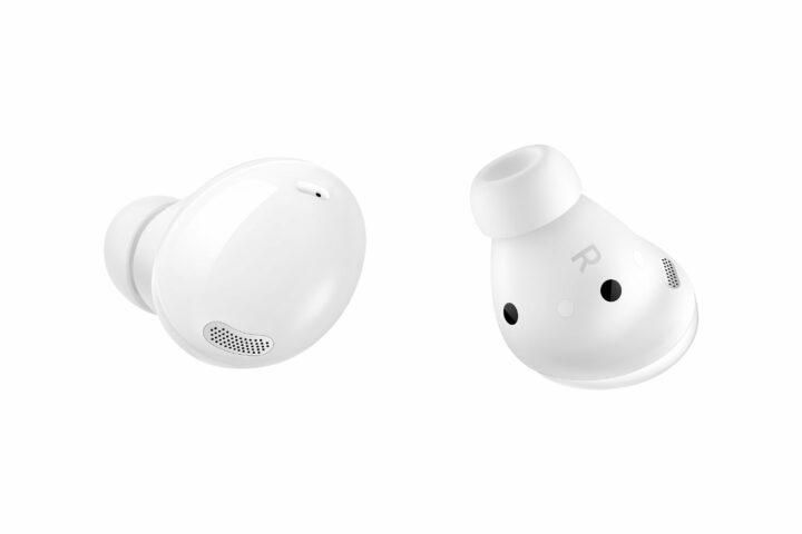 Samsung Galaxy Buds Pro White Earbuds