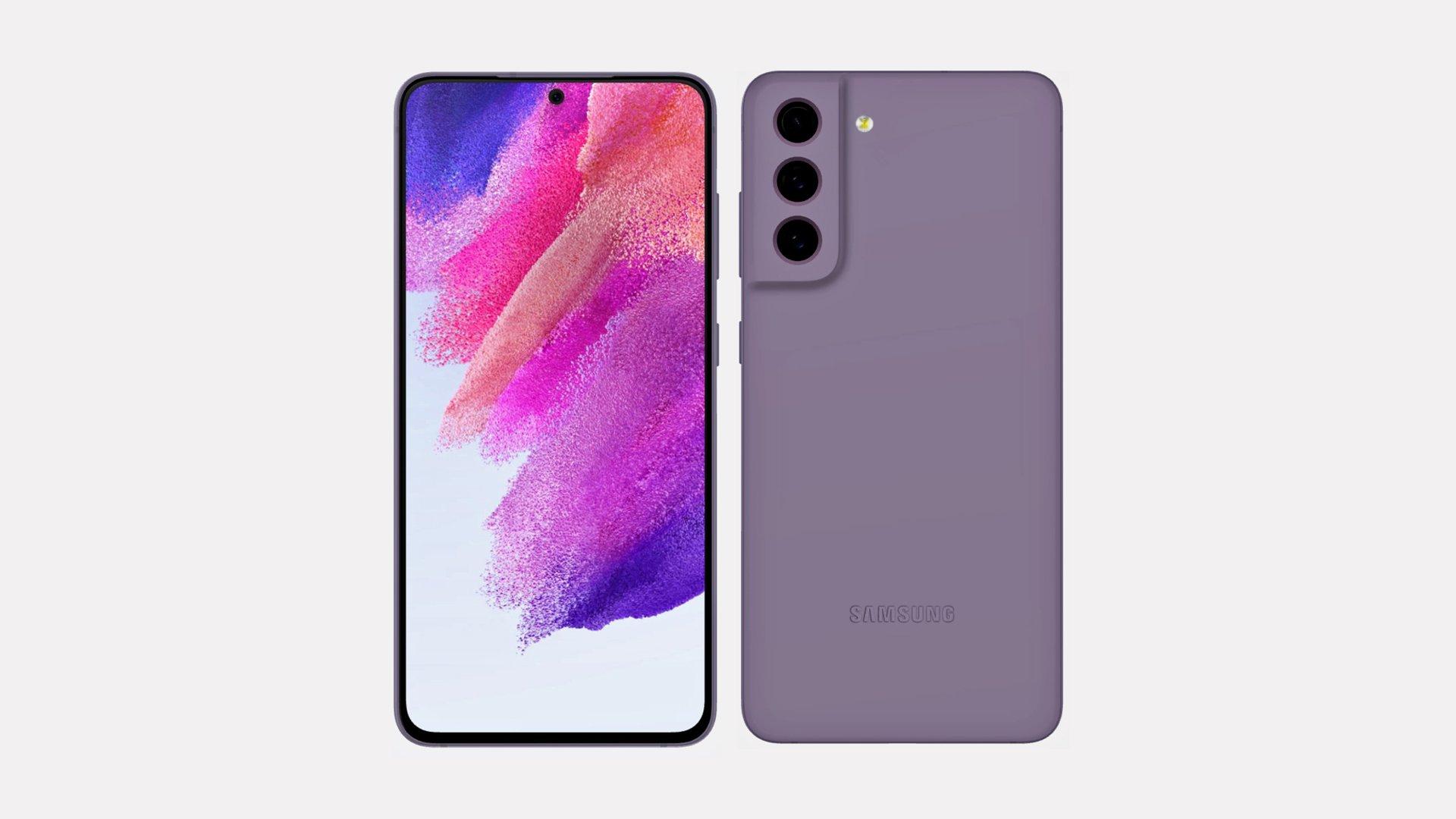 Samsung Galaxy S21 FE Lilac Purple