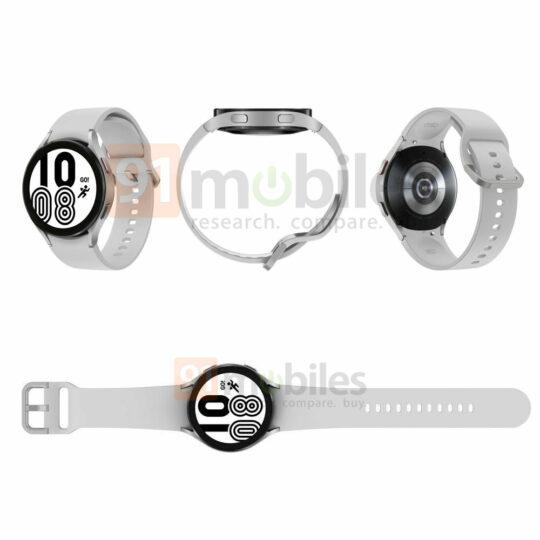 Samsung Galaxy Watch 4 White