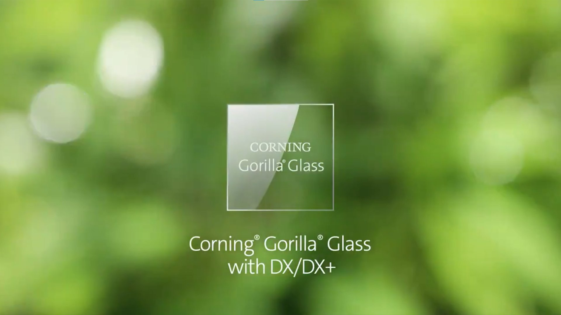 Samsung will be first to bring Corning's solid new camera glass to phones