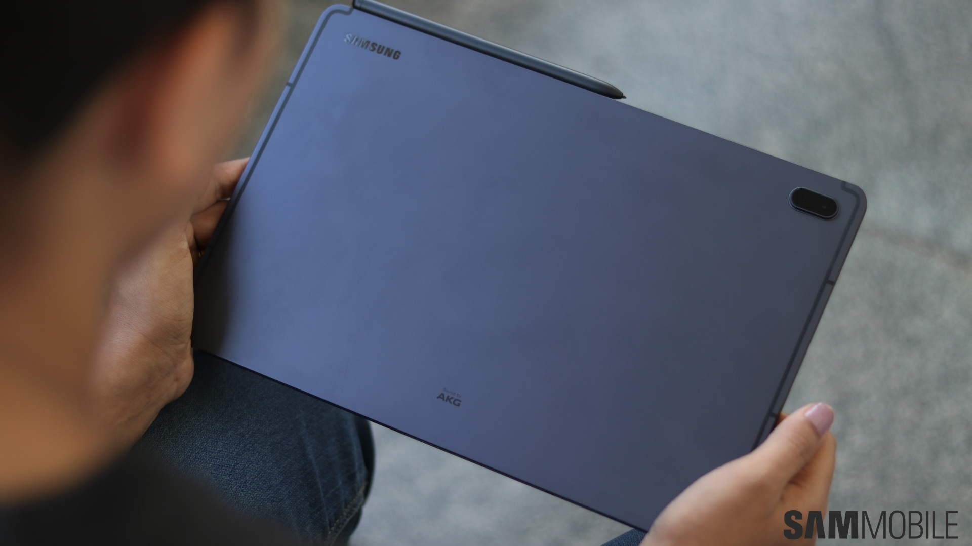 Galaxy Tab S7 FE review