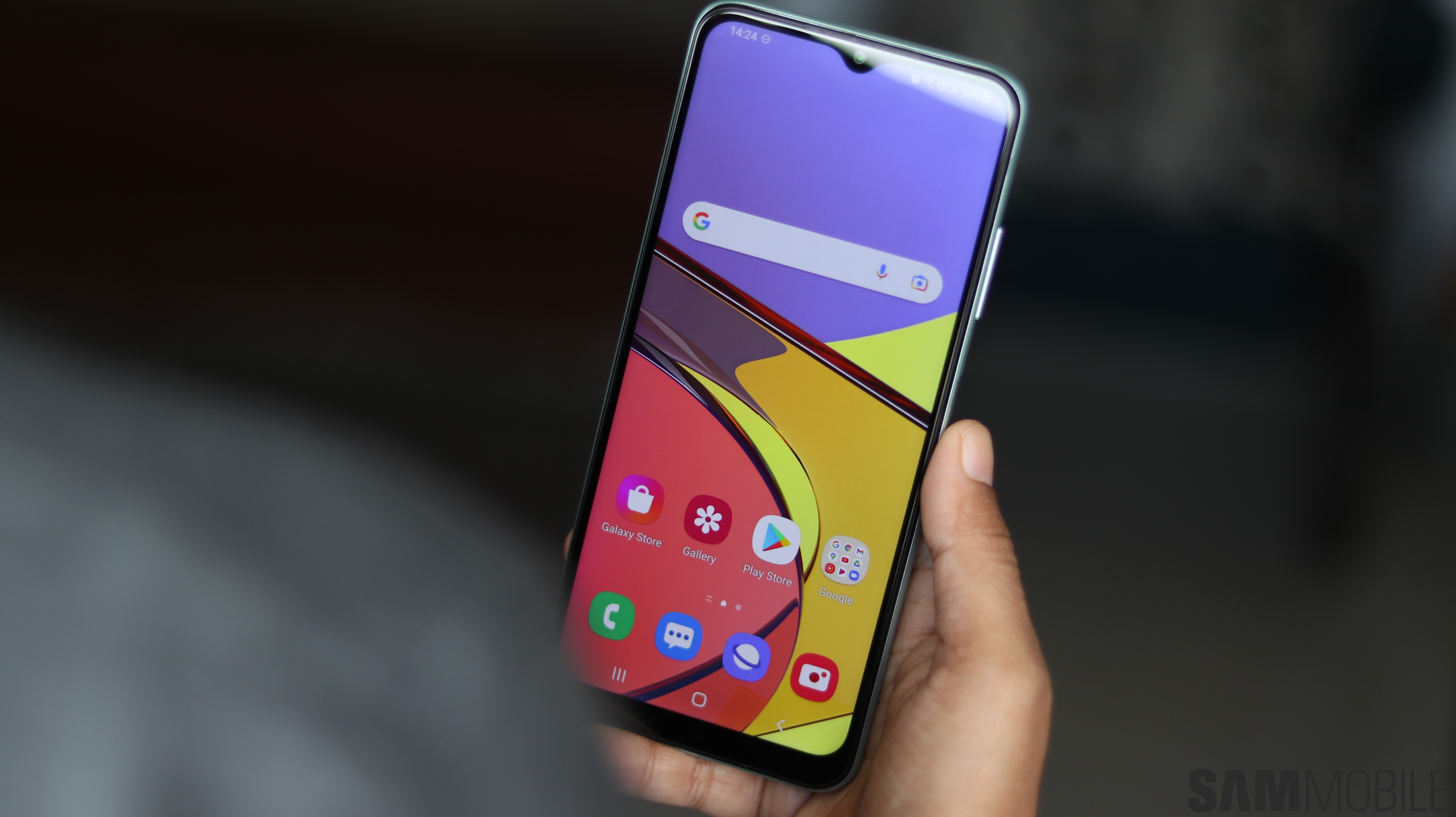 Galaxy A22 5G review