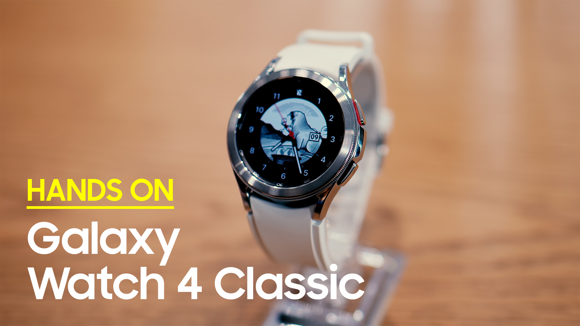 Galaxy Watch 4 and Galaxy Watch 4 Classic hands-on