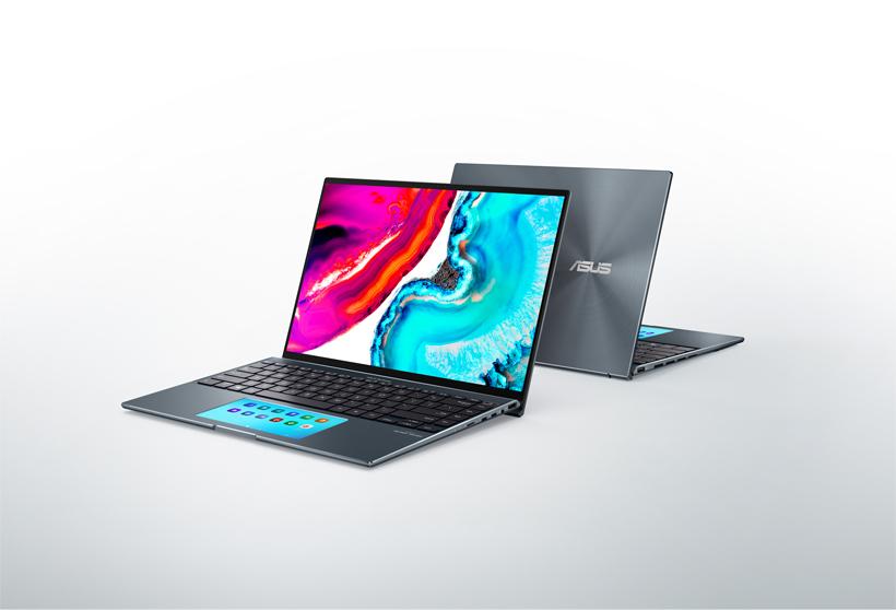 ASUS ZenBook OLED Screen Samsung Display