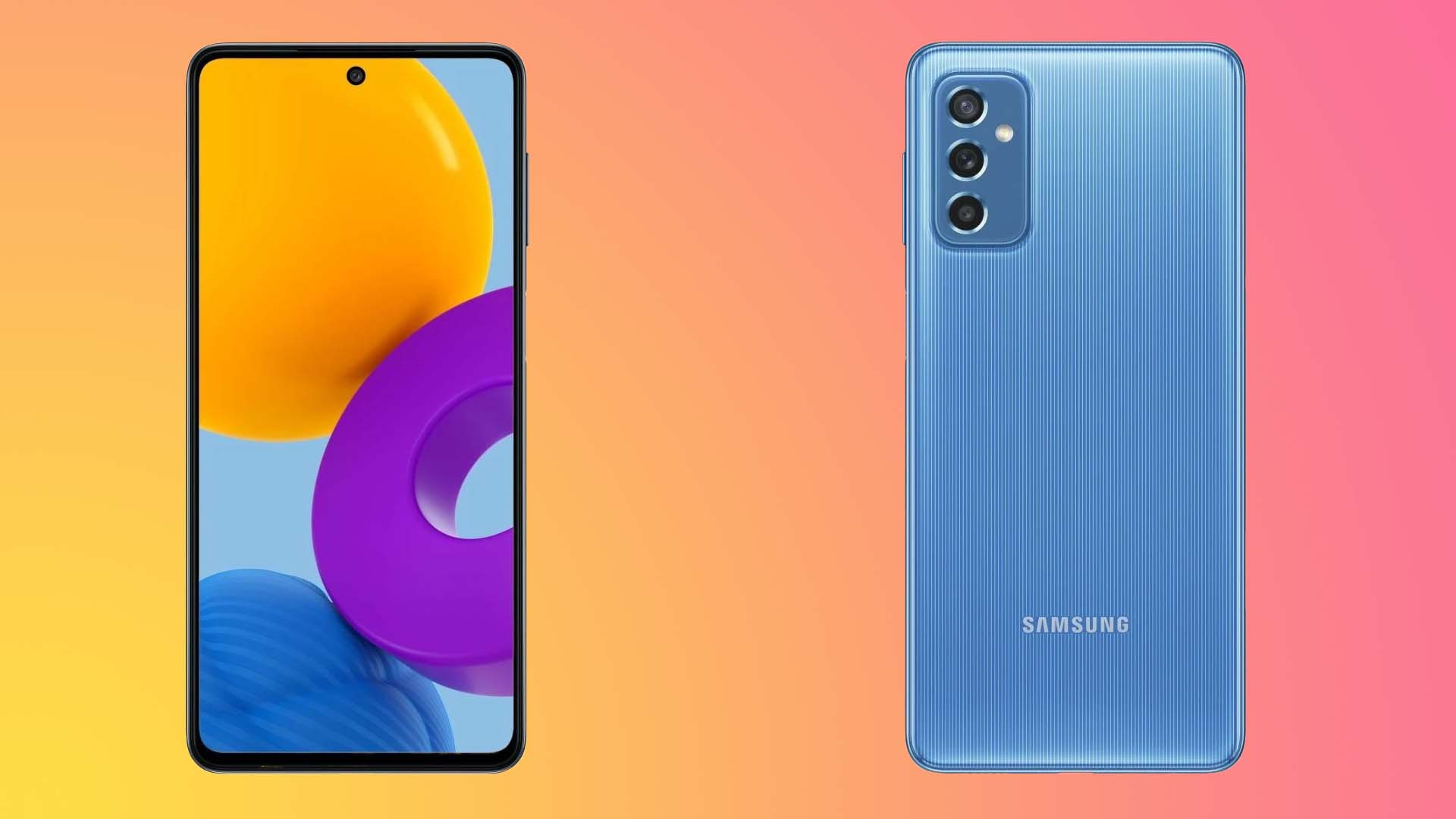 Galaxy M52 5G is coming to India on September 19