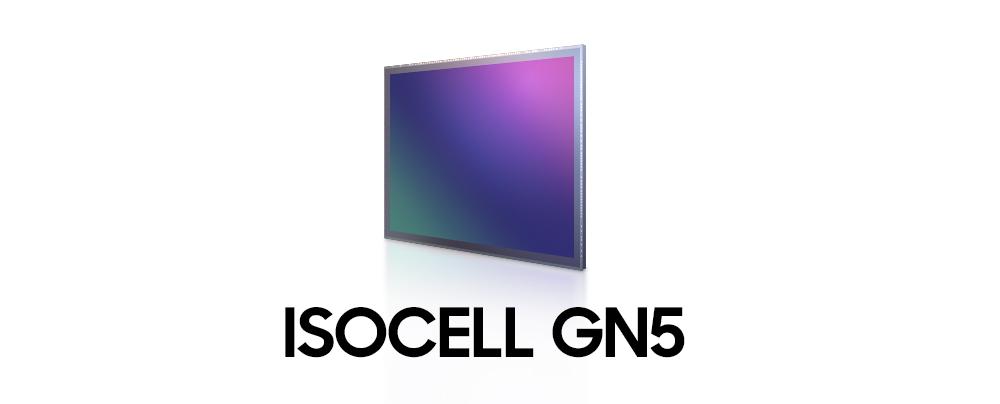 Samsung ISOCELL GN5 50MP Camera Sensor