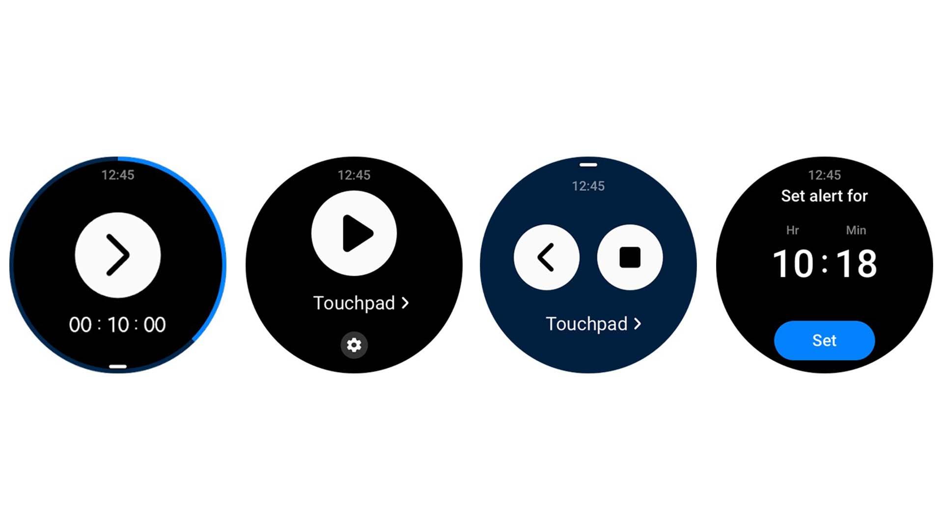 Samsung PPT Controller App Watch