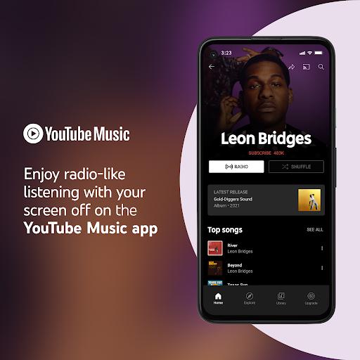 YouTube Music App Background Playback Free